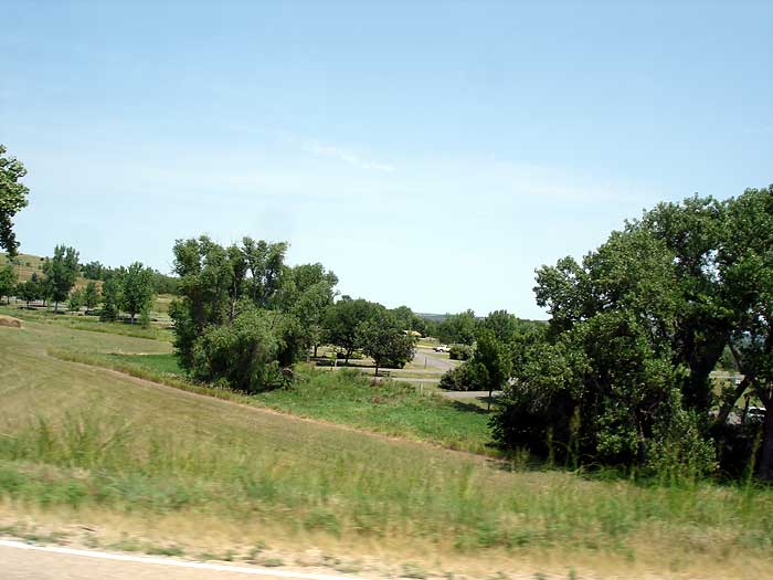 Niobrara State Park Campground Pictures
