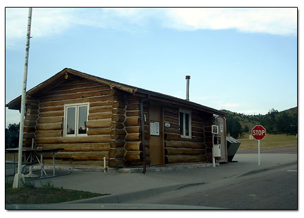 Park Ranger Office