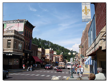 Image result for deadwood sd downtown