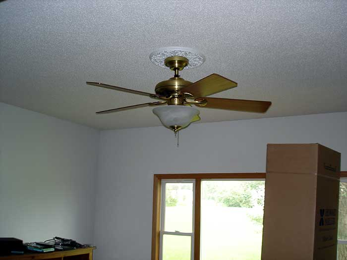 New Livingroom fan