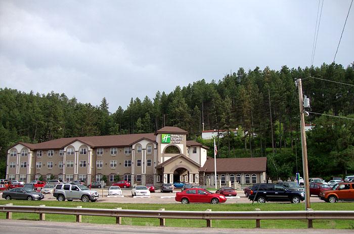 Rapid City Mt Rushmore South Area Hotel