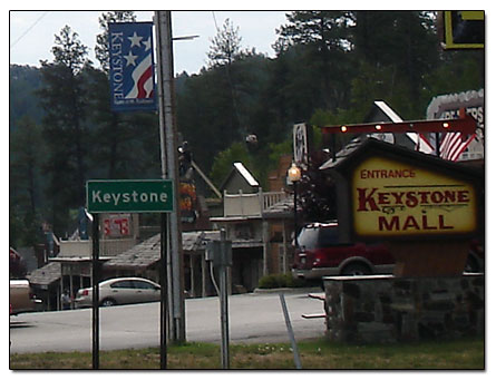 Town of Keystone