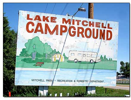 Lake Mitchell Campground and Park