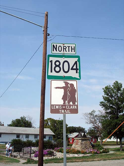 1804 lewis and clark. the Lewis and Clark Trail